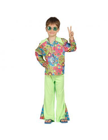 Disfraz de Hippie para niño Tienda de disfraces online - venta disfraces