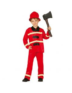 Disfraz de Bombero para niño Tienda de disfraces online - venta disfraces