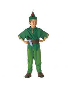 Disfraz Peter Pan Niño Tienda de disfraces online - venta disfraces