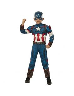 Disfraz Capitán America AV2 Deluxe Tienda de disfraces online - venta disfraces