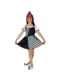 Disfraz Arlequin para niña Tienda de disfraces online - venta disfraces