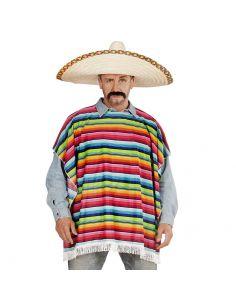 Poncho Mexicano Tienda de disfraces online - venta disfraces