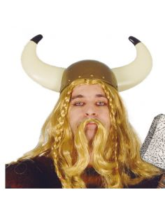Casco Vikingo Adulto Tienda de disfraces online - venta disfraces