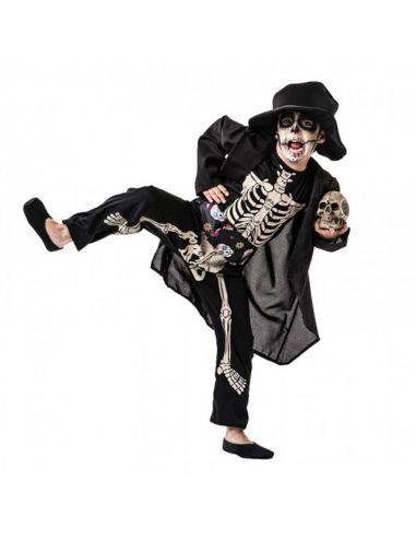 Disfraz Esqueleto Mejicano para niño Tienda de disfraces online - venta disfraces