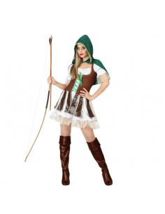 Disfraz Robin Hood para mujer Tienda de disfraces online - venta disfraces