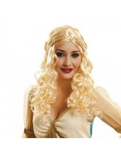 Peluca Princesa Dragón para mujer Tienda de disfraces online - venta disfraces