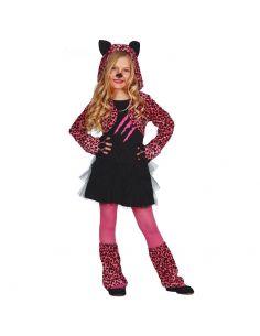 Disfraz Leopardo Niña Tienda de disfraces online - venta disfraces