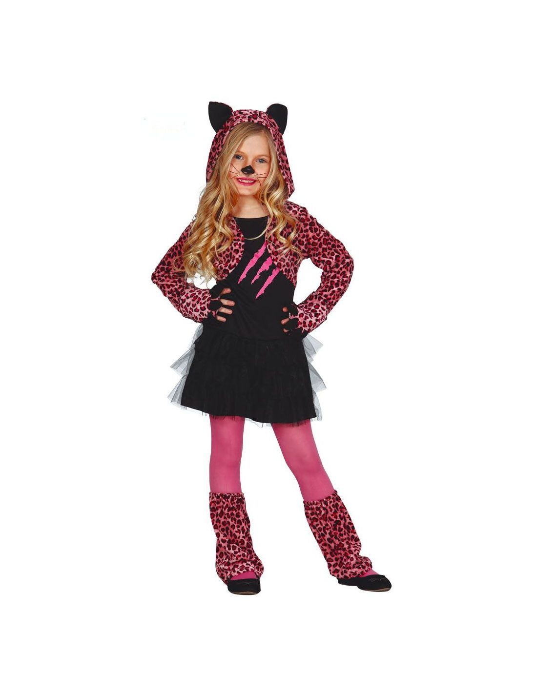 Disfraz Leopardo Niña  c361c96ba91