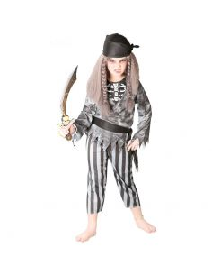 Disfraz Pirata Fantasma Niño Tienda de disfraces online - venta disfraces