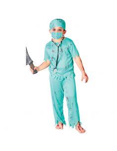 Disfraz Cirujano Zombie Tienda de disfraces online - venta disfraces