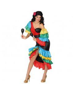 Disfraz de Rumbera adulta Tienda de disfraces online - venta disfraces
