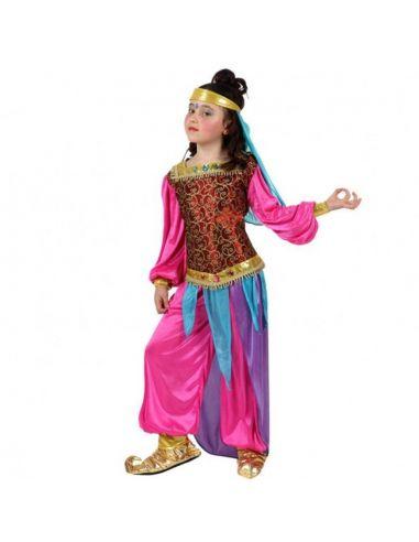 fb6b9dfec717 Disfraz Bailarina Árabe Infantil