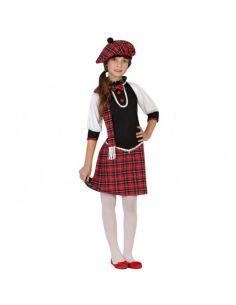 Disfraz de Escocesa para niña Tienda de disfraces online - venta disfraces