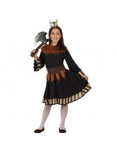Disfraz Vikinga para niña Tienda de disfraces online - venta disfraces