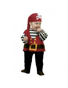 Disfraz de Pirata Bebe Tienda de disfraces online - venta disfraces