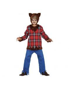 Disfraz Hombre Lobo Niño Tienda de disfraces online - venta disfraces