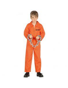 Disfraz Presidiario Niño Tienda de disfraces online - venta disfraces