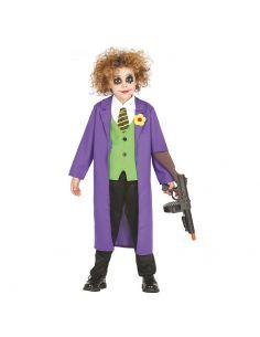 Disfraz Bufón loco infantil Tienda de disfraces online - venta disfraces