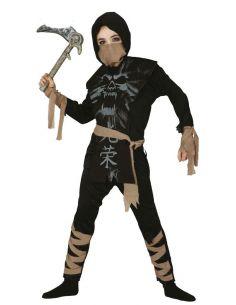 Disfraz Ninja Fantasma Tienda de disfraces online - venta disfraces