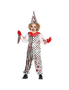Disfraz Payaso Zombie infantil Tienda de disfraces online - venta disfraces