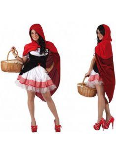 Disfraz de Caperucita Roja Sexy Tienda de disfraces online - venta disfraces