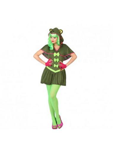 Disfraz de Rana para chica Tienda de disfraces online - venta disfraces