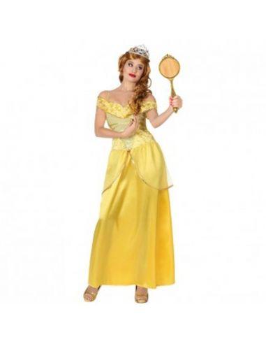 Disfraz Princesa en amarillo adulta Tienda de disfraces online - venta disfraces