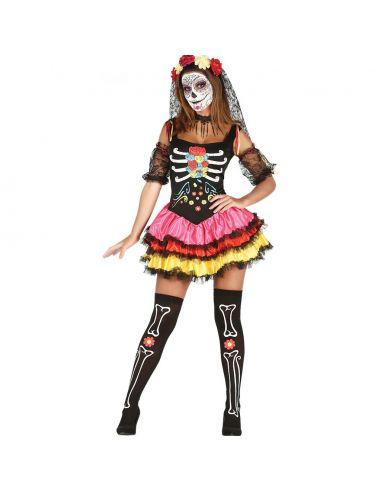 Disfraz Catrina Adulta Tienda de disfraces online - venta disfraces