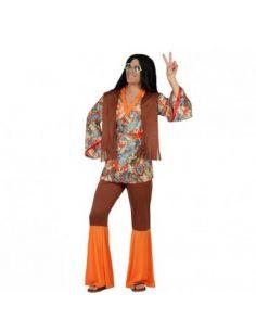 Disfraz de Hippie años 60 para adulto Tienda de disfraces online - venta disfraces