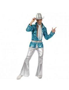 Disfraz de Disco Azul para chico Tienda de disfraces online - venta disfraces