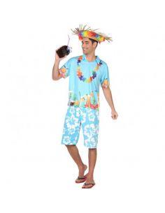 Disfraz Hawaiano Adulto Tienda de disfraces online - venta disfraces