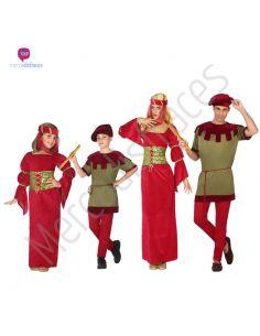 Disfraces para grupos Medieval baratos Tienda de disfraces online - venta disfraces