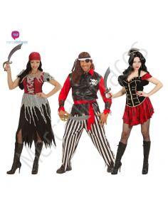 Disfraces para grupos Corsarios Tienda de disfraces online - venta disfraces