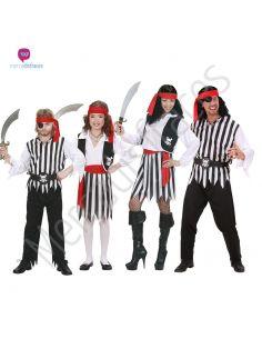 Disfraces para grupos Piratas a Rayas Tienda de disfraces online - venta disfraces