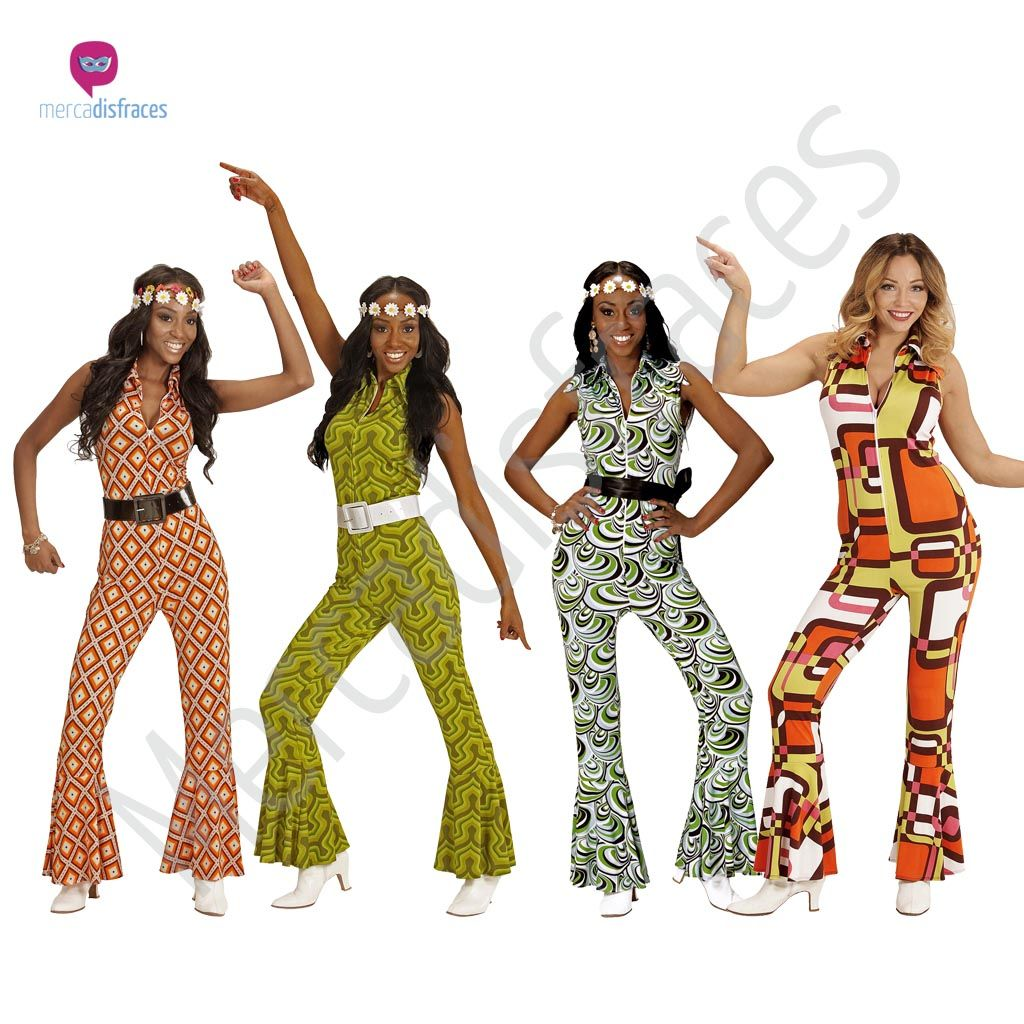 Disfraces grupos Hippies  6225b9275ac
