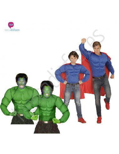 Disfraces para grupos Heroes Tienda de disfraces online - venta disfraces