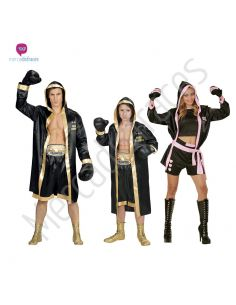 Disfraces grupos Boxeo Tienda de disfraces online - venta disfraces