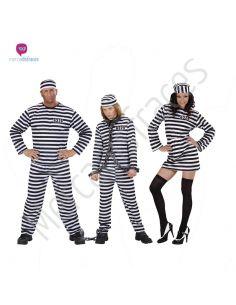 Disfraces grupos de presos Tienda de disfraces online - venta disfraces