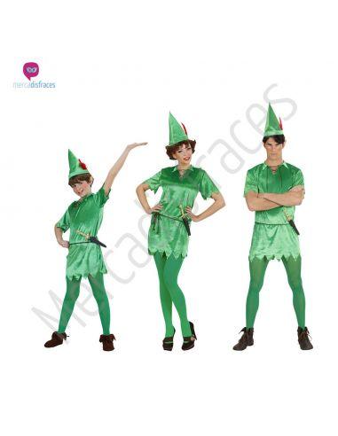 Disfraces grupos de Peter Pan Adultos Tienda de disfraces online - venta disfraces