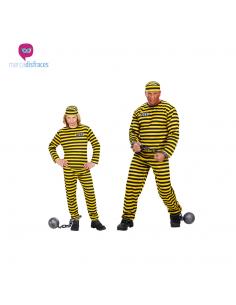 Disfraces grupo Presos rayas Tienda de disfraces online - venta disfraces