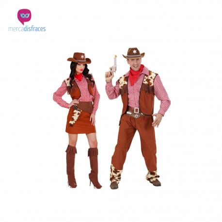 Disfraces grupo de vaqueros Tienda de disfraces online - venta disfraces