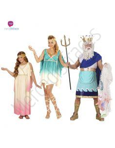 Disfraces grupo Neptuno Tienda de disfraces online - venta disfraces