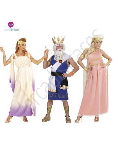 Disfraces grupos Poseidón o Neptuno Tienda de disfraces online - venta disfraces