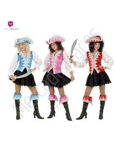 Disfraces grupos Piratas corsarias Tienda de disfraces online - venta disfraces