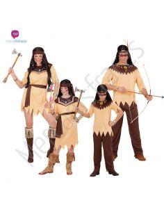 Disfraces grupos Indios baratos Tienda de disfraces online - venta disfraces
