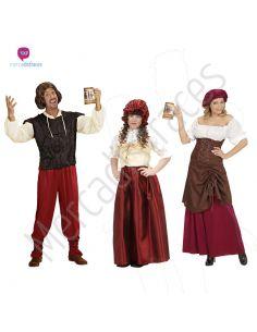 Disfraces grupos Taberneros Tienda de disfraces online - venta disfraces