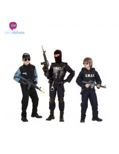 Disfraces grupos Swats para niño Tienda de disfraces online - venta disfraces