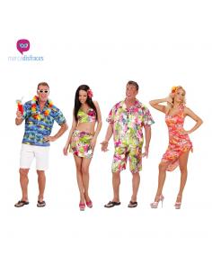 Disfraces grupos Hawaianos Tienda de disfraces online - venta disfraces