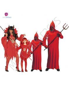 Disfraces grupos Diablos endemoniados Tienda de disfraces online - venta disfraces