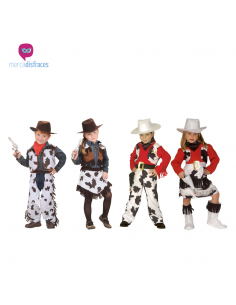 Disfraces grupos vaqueros infantiles Tienda de disfraces online - venta disfraces